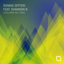 Ronnie Spiteri - You Make Me / Toxic  (Tronic)