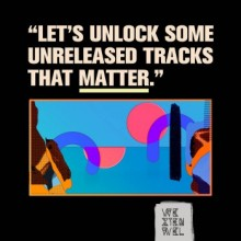 VA -  Let's Unlock Some Unreleased Tracks (Wezienwel)