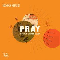 Booka Shade, Monkey Safari - Pray (Monkey Safari Remix)  (Blaufield Music)