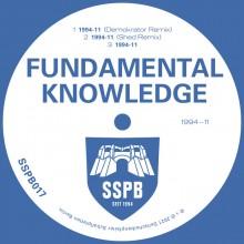 Fundamental Knowledge - 1994-11 (Seilscheibenpfeiler Schallplatten)