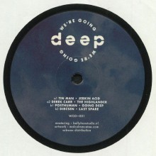 VA - We're Going Deep Volume 001 (We're Going Deep)