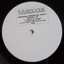 Warehouse Preservation Society - Endlessly (Futureboogie)