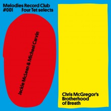 VA - Melodies Record Club #001: Four Tet selects (Melodies International)