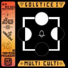 Red Axes & Zillas On Acid & Tyu & Manfredas - Multi Culti Solstice I (Multi Culti)