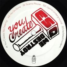 ES-Q - You Create, We Destroy (Dolly)