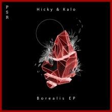 Hicky & Kalo - Borealis EP (Plaisirs Sonores)