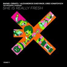 Rafael Cerato, Alexandros Djkevingr, Greg Ignatovich - She Is Really Fresh (EXE AUDIO)