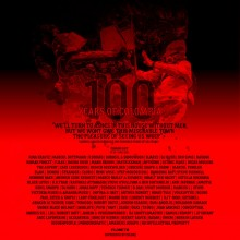 VA - 100 Years Of Colombia (Planet X)