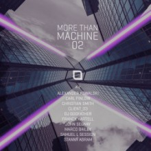 VA - More Than Machine 02 (Tronic)