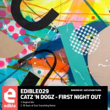Catz 'n Dogz - First Night Out (Edible)
