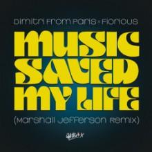 Dimitri From Paris & Fiorious - Music Saved My Life (Marshall Jefferson Remix) (Glitterbox)