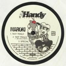 Maroki - Hatchi (incl. Jensen Interceptor  remix) (Handy)