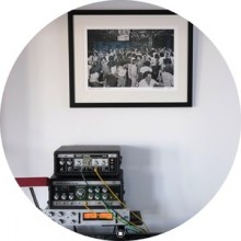 Ian Pooley - Studio A Pt.1 (Rekids)