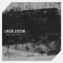 Linear System - Minimum Shelf (Innsignn)
