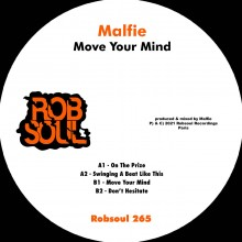 Malfie - Move Your Mind (Robsoul)