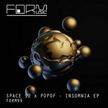 Popof & Space 92 - Insomnia EP (Form)