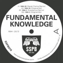 Fundamental Knowledge - 1994-20/3 (Seilscheibenpfeiler)