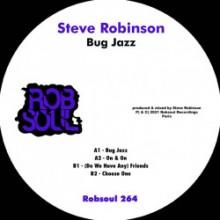 Steve Robinson - Bug Jazz (Robsoul)