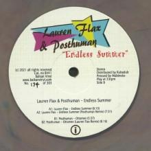 Lauren Flax & Posthuman - Endless Summer (Balkan Vinyl)