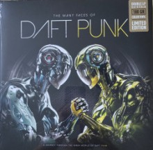 VA - The Many Faces Of Daft Punk  (Music Brokers)