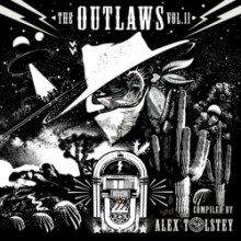 VA - The Outlaws, Vol. 2 (Compiled by Alex Tolstey) (Ibogatech)