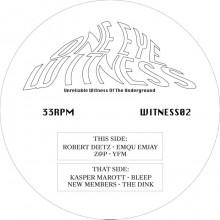 VA - WITNESS02 (One Eye Witness)